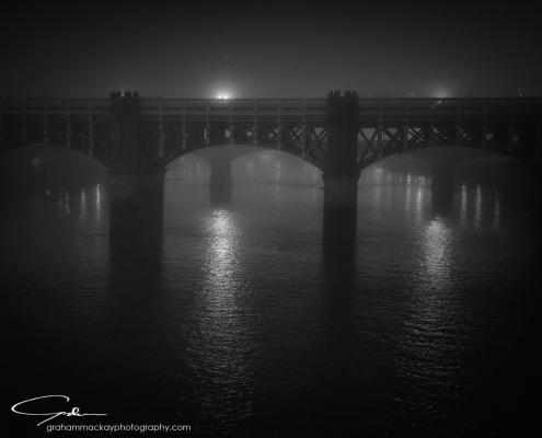 Glasgow City Union Rail Bridge